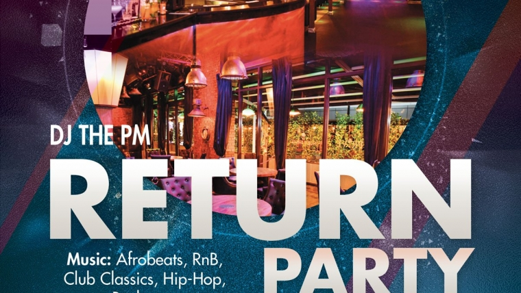 THE RETURN PARTY